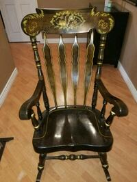 Solid wood rocking chair Gilbert, 85234