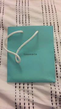 Tiffany and co small gift bag Washington, 20002