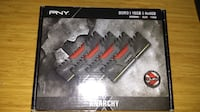 4x4 16 GB DDR3 2800 MHZ PNY ANARCHY Kit Ankara