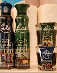 Glade Limited Edition Scents  Ronkonkoma