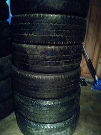 275/65r20 $175 6 tires michelin  Indianapolis, 46241