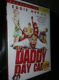 Daddy Day Care DVD case