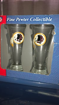 Football drinkware set