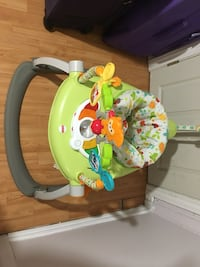 Hardly used Fisher Price Jumperoo Toronto, M1P 1A9