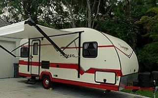 2015 Gulf Stream 19 ERD. Camper - Excellent Condition