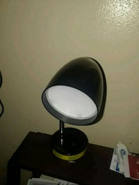 black and white table lamp Windcrest