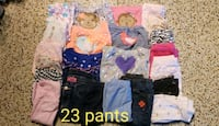 baby girl clothing lot 6 months+ Mississauga, L4T 3M9
