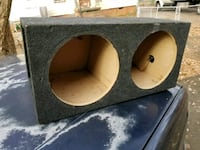 black sub woofer enclosure Richmond, 23224