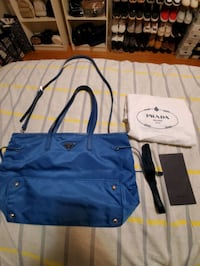 Authentic Prada Two way bag