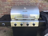 stainless steel Char-Broil gas grill South Lebanon, 45065