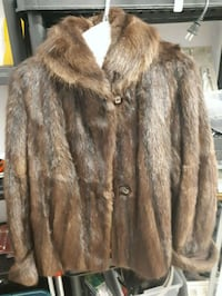 Giddings Mink Fur Coat Hamilton
