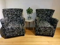 Beautiful Accent Chairs Ajax, L1Z 1J4