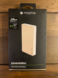 Mophie Powerstation Quick Charge Universal External Battery