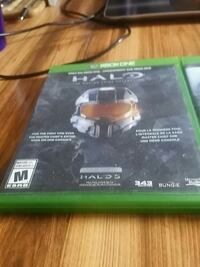 Xbox One Halo game case Calgary, T2S 0B4