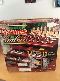 Game box Winnipeg, R3X 2C5