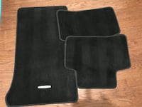 MERCEDES BENZ CAR MATS - BLACK Manassas, 20109