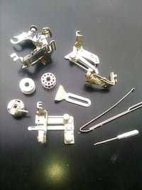 Singer Sewing Machine Accessories w/Singer Screwdriver.  Las Vegas, 89169