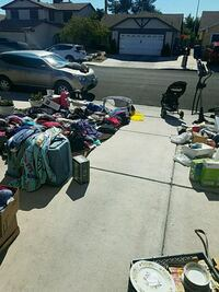 Garage Sale Las Vegas, 89108