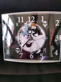 Death Note Small Clock. Toronto, M2N 0A5