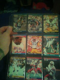 football trading card collection Indianapolis, 46222
