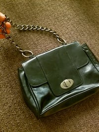 Cute Clutch leather bag.
