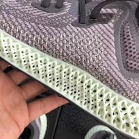 pair of gray Adidas Futurecraft 4D  Coquitlam, V3K 3E8
