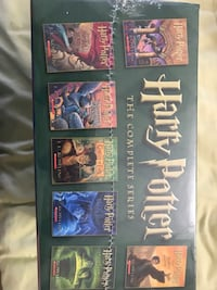 Harry Potter complete series of books - unopened  Falls Church, 22043