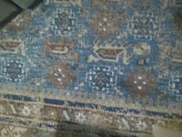 Over 6 FT LONG RUG,HAD 1 MONTH 1467 mi