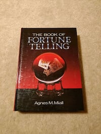 The Book of Fortune Telling Agnes M. Miall Mississauga, L5V 1G3