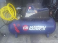 black and blue Campbell Hausfeld air compressor Hollister, 95023