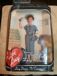 (2) 1998 I LOVE LUCY COLLECTORS EDITION BARBIES Santa Ana, 92705