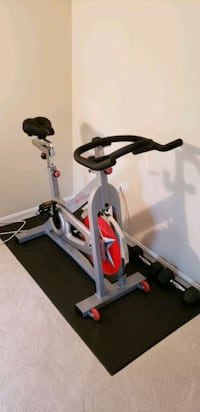 Fitness Exercise Bike **Negotiable**