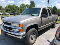 AB Cars 1999 Chevy Silverado Z71 4x4  Burlington, 27217