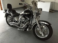 black and chrome cruiser motorcycle Wooster, 44691