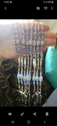 Communion& baptism gifts car Rosary