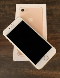 iPhone 7 Gold 32GB UNLOCKED Perfect condition  Kalamazoo, 49009