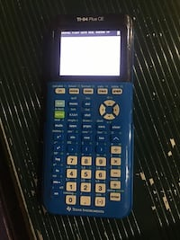 TI-84 plus CE Calculator Washington, 20019