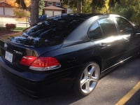 2006 BMW 750i Series Mississauga