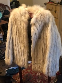 Real fox fur jacket Huntsville, 35811
