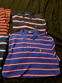 polo shirts sz large  Columbus, 31909