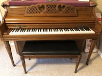Kimball Piano for sale. Asking $250 OBO Deland, 32720
