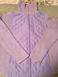 Ladies Zip Up Sweater