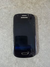 blau Samsung Galaxy S3 mini