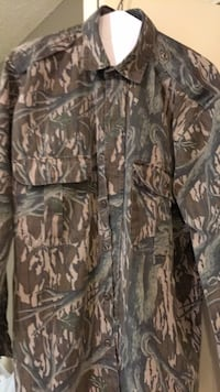 mens mossy oak shirt medium Jacksonville, 72076