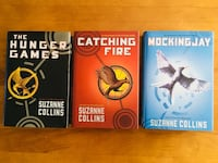 Two the hunger games by suzanne collins books Laval, H7K 2T9