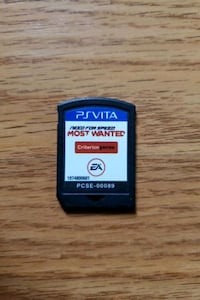 PS Vita Need For Speed Most Wanted Poughkeepsie, 12603