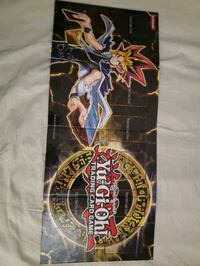 Yugioh collections, playmat