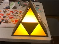 Legend of Zelda Triforce Lamp New York, 11101