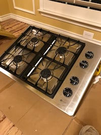 stainless steel 4-burner gas stove Carrollton, 75007