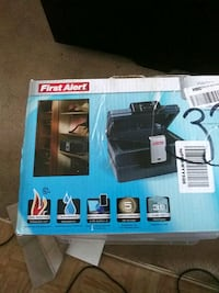 Safe ...First Alert Digital safe bring new in the box